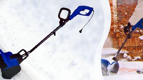 Sněhová fréza Kinzo: pro rodinné domy i chalupy. Snadné používání pro každého!