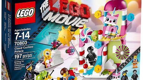 Lego Movie Palác v Obláčkové zemi Cuckoo