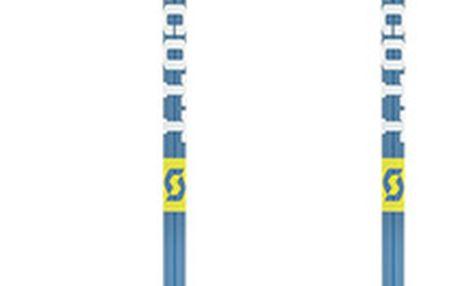 Lyžařské hůlky Scott Team Issue blue