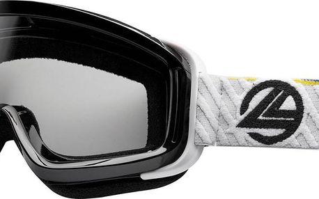 Lyžařské brýle Lange Race RS Černá Silver