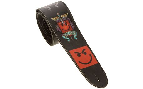 Kytarový popruh Perris Leathers Bon Jovi Strap II