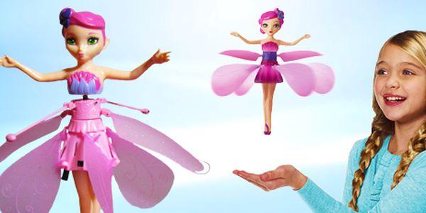 Tančící a létající víly. Splňte přání každé malé princezně!