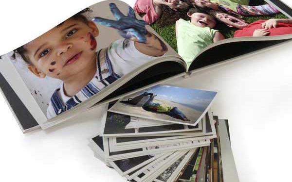 Fotokniha A4 z vlastních fotek