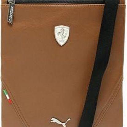 Krásná jednoduchá kabelka Puma FERRARI LS MAGAZINE BAG NS