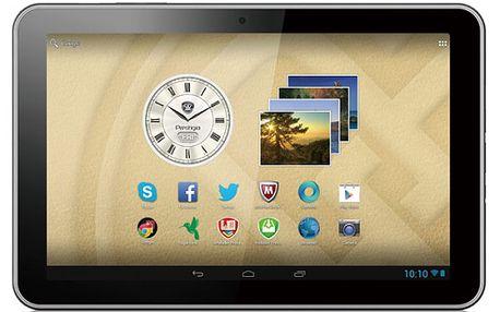 """Dotykový tablet Prestigio PMT5587 (PMT5587WI) černý 8"""", 8 GB, WF, Android 4.2"""