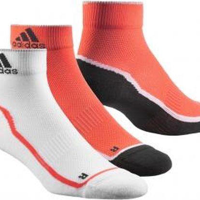 Běžecké ponožky Adidas ADIZ TC ANK 2PP