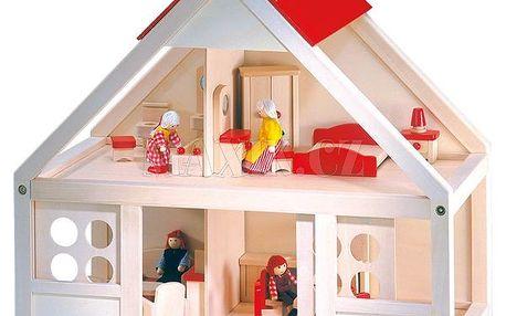 Domeček pro panenky MAXI Bino