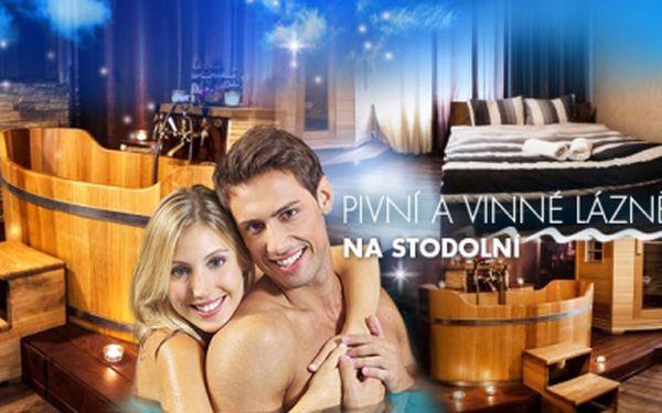 Romantická noc v luxusním apartmánu v OSTRAVĚ přímo na Stodolní s WELLNESS a PŘEKVAPENÍM!