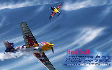 Zájezd na finále Red Bull Air Race v Budapešti