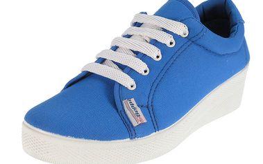 Dámské modré tenisky Beppi