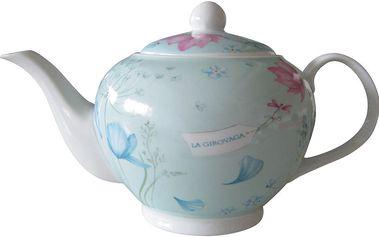 Konvice Aquamarine Tea Pot