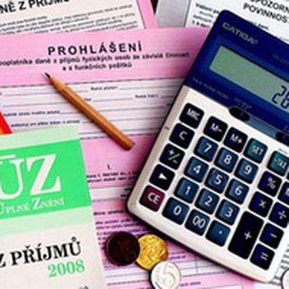 Akreditovaný kurz daňový specialista od 28. února - sleva 20 %