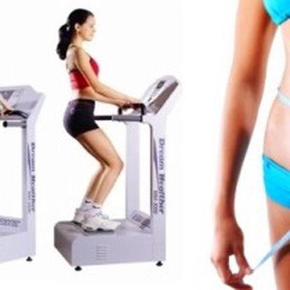 5x cvičení na vibračním přístroji Dream Healther. Spalte přebytečné tuky okolo bříška bez námahy!