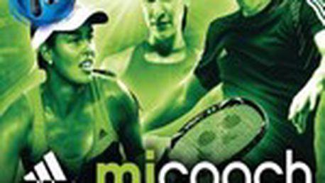Sportovní hra Adidas miCoach: The Basics (PS3)
