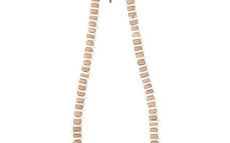 Dřevěný náhrdelník Bushman