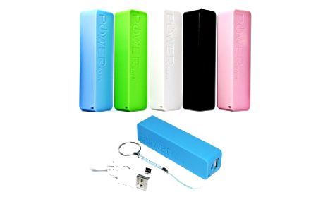 Externí baterie, mějte novou dávku energie pro svůj přístroj vždy po ruce! Doručení Zdarma!