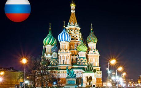 Ruština - B1 - pokročilí - konverzace
