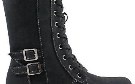 Vysoké kotníkové boty NORN
