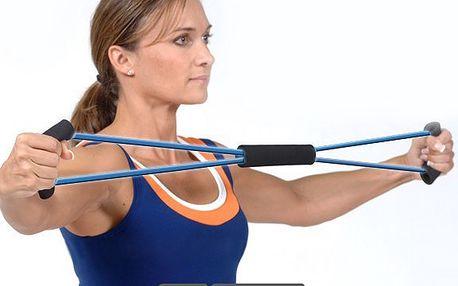 Posilovací fitness guma - protáhněte si celé tělo!