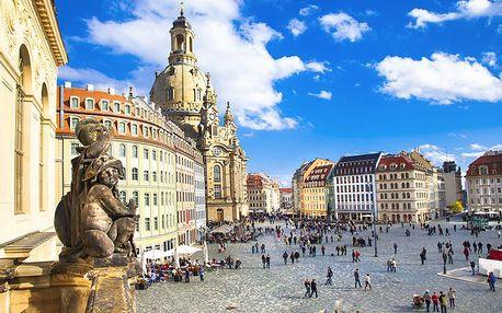 Jednodenní zájezd na výprodeje do Drážďan pro 1 osobu