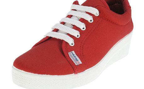 Dámské červené tenisky Beppi