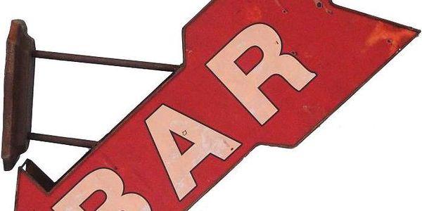 Dekorace Fleche Bar