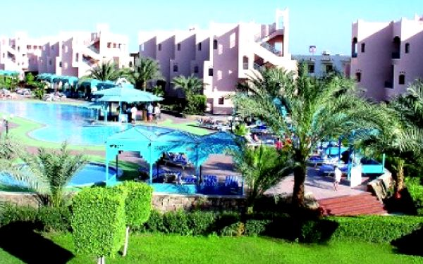 Egypt, oblast Hurghada, letecky, all Inclusive, ubytování v 3* hotelu na 8 dní