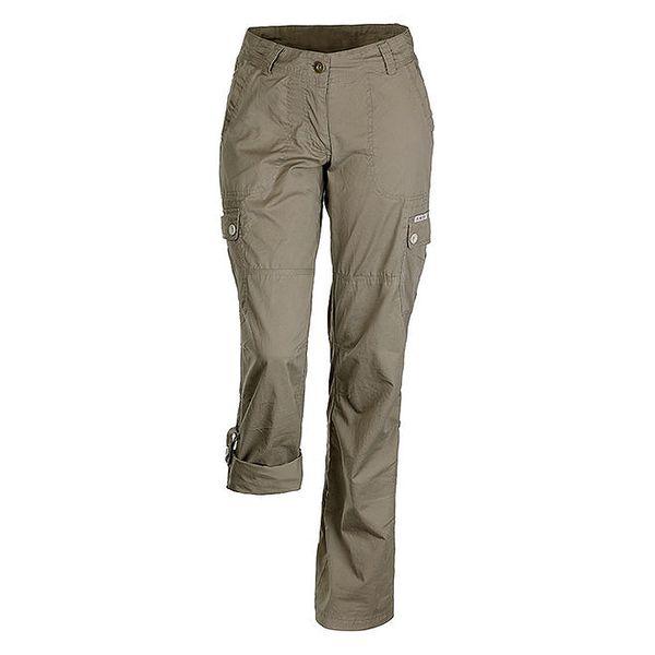 Dámské kalhoty s možností zkrácení nohavic Bushman