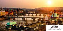 3denní romantický pobyt pro 2 osoby v Praze