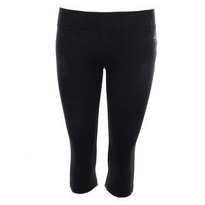 Dámské černé 3/4 kalhoty Authority