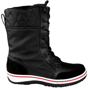 Dámské černé zimní boty Authority