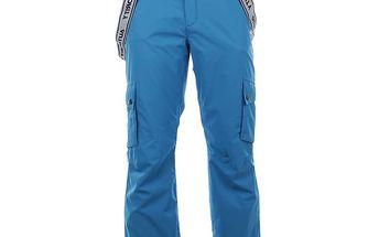 Pánské světle modré lyžařské kalhoty Authority