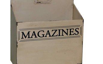 Stojan na časopisy Vintage Porte