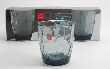 Set skleniček Classy Black, 3 ks