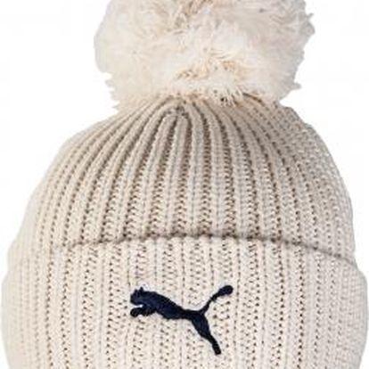 Stylová zimní čepice Puma POM POM BEANIE