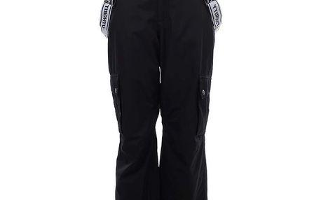 Dámské černé snowboardové kalhoty Authority