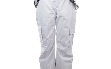 Dámské bílé snowboardové kalhoty Authority