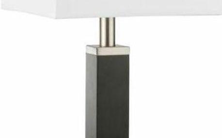 Stolní lampa Rectangular Brown - doprava zdarma!