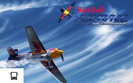Finále Red Bull Air Race v Budapešti