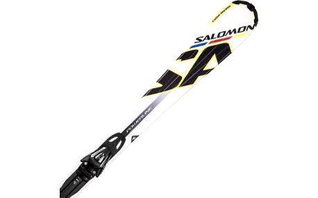 Sjezdové lyže - Salomon H 24 G-Kart + JL10 162