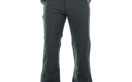 Pánské softshellové kalhoty v antracitové barvě Authority