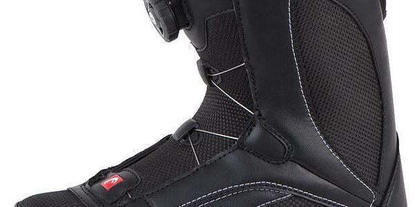 Snowboardové boty Head Galore Boa black