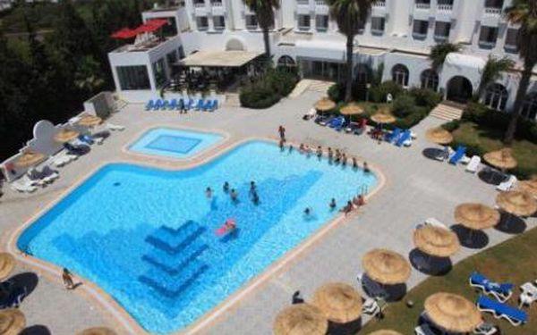 Tunisko, oblast Hammamet, letecky, all Inclusive, ubytování v 4* hotelu na 8 dní