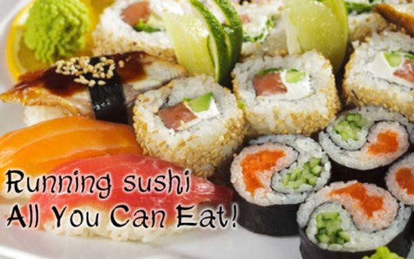 Running sushi v nově otevřené restauraci Pitaya! Neomezená konzumace sushi + NÁPOJ dle výběru ZDARMA! Ochutnejte prvotřídní sushi i další asijské speciality neustále doplňované na pás! Sushi sněz, co sníš, za fantastickou cenu kousek od metra Kačerov!