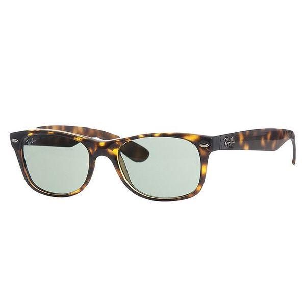 Želvovinové sluneční brýle Ray Ban New Wayfarer
