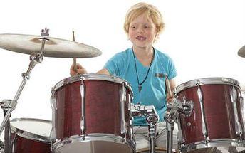 Elektronické bicí pro hraní kdekoliv a kdykoliv!