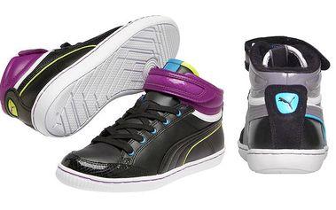 Pohodlné dámské boty značky Puma ve třech variantách