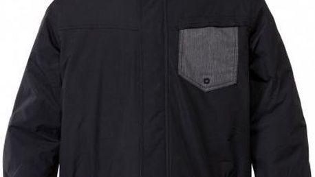 Pánská zateplená snowboardová/lyžařská bunda Quiksilver Mission Plain Jacket