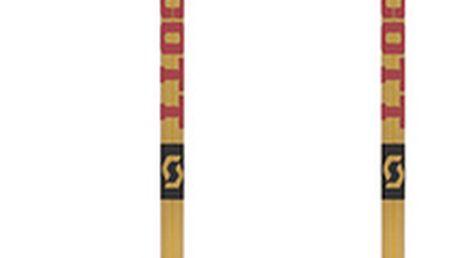 Lyžařské hůlky Scott Team Issue orange