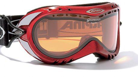 Skvěle padnoucí unisex brýle od značky Alpina